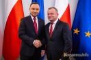 m-prezydent-Duda-spotkanie-wojt-gminy-Korzenna